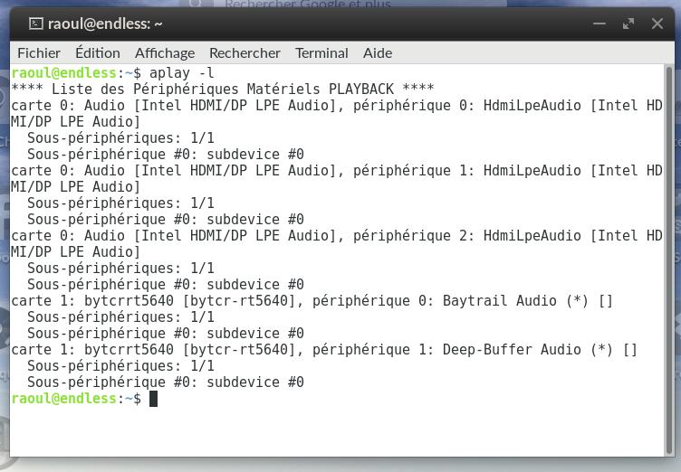 HP X2 detachable Sound card not recognized - help - Endless Community